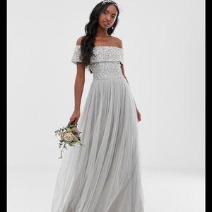 Maya bridesmaid dress